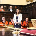 Take a look at some photos from todays Freedom of the City ceremony for @jopavey https://t.co/UhAryZKOEx http://t.co/HfdcYMHyoe