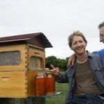 "RT @RiverbankStudio: Ok...mind blown! ""@WIRED: An ingenious invention that turns beehives into flowing honey taps"