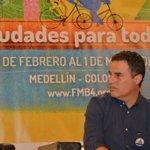 """""""@AlcaldiadeMed: El #FMB4 es un evento muy acorde con lo que queremos en nuestra ciudad: @anibalgaviria http://t.co/8HqMY2n1tR"""""""