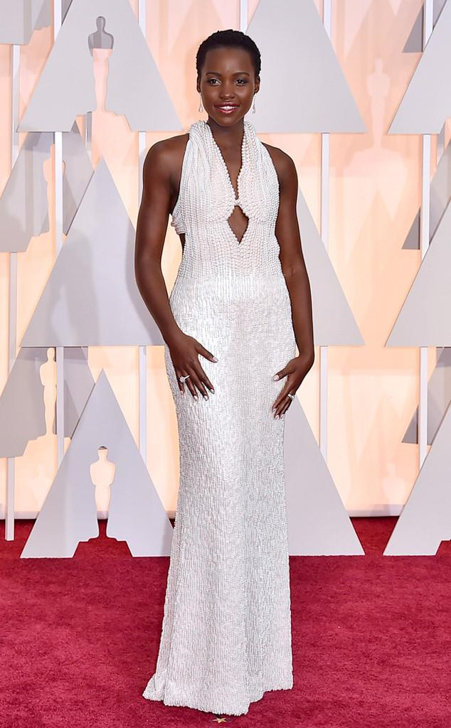 Lupita Nyong'o's pearl Oscar gown has been stolen from her hotel room! Get the details: