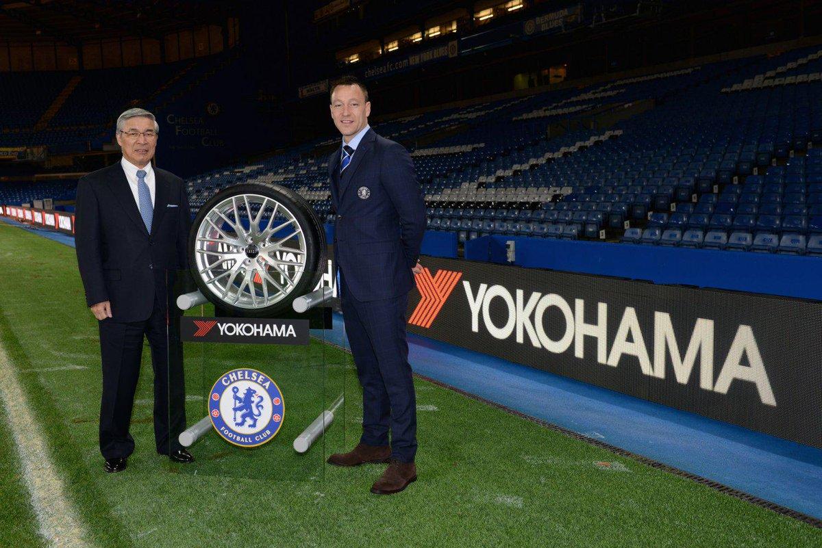 Yokohama es nuevo main sponsor del Chelsea por 300 millones de euros