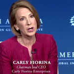 #TBT that time @CarlyFiorina spoke at the Clinton Global Initiative. #CPAC2015 http://t.co/0LbyJxcGcc