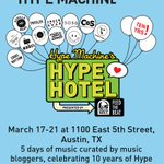 The Hype Hotel RSVP is live! Dont sleep. http://t.co/NACH1tW0Um http://t.co/pAIfAddrEK