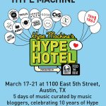 Its here - RSVP for the #HypeHotel NOW --> http://t.co/BsCkV3S7CA #SXSW @hypem http://t.co/s3p1OYFodV