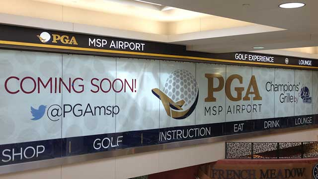 RT @PGA_com: New @pgaofamerica restaurant coming to MSP Airport.