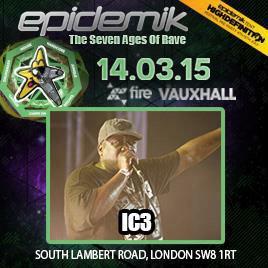 @FireVauxhall Catch @Elmatador3 @epidemiklondon fire Vauxhall sat 14th March £10 Earlytickets  http://t.co/S8t1qMvJ6a http://t.co/oVr9WSHBZK