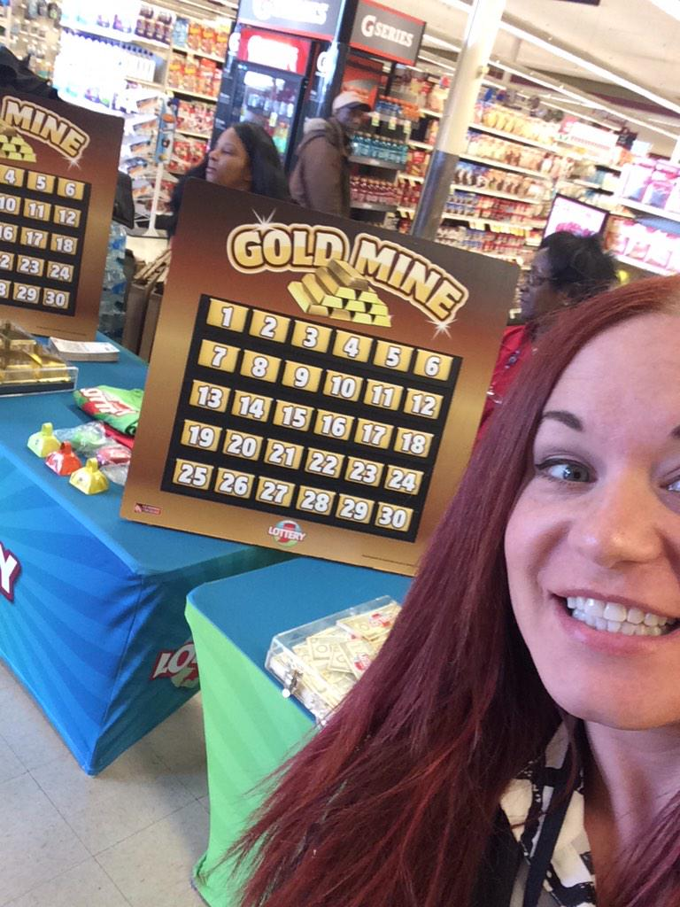 Here at the @marsh at 56th & Georgetown with @hoosierlottery for new Gold Mine Scratch Offs! @wzpl http://t.co/SKOrkIj0XF