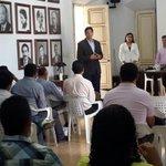Presentamos nuevo equipo de apoyo del @DNP_Colombia al Sistema de Regalías en el Cauca @caucaplaneacion @GobCauca http://t.co/dsyQC5j4y4