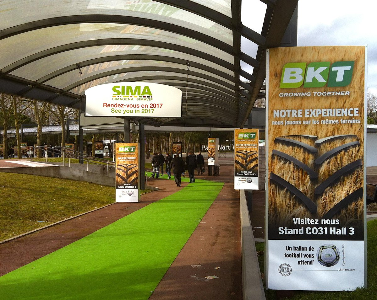 Our adventure in Paris is over! Thanks to everyone: au revoir #SIMA2015... see you at #SIMA2017! @sima_paris http://t.co/lUGSXsiOgV