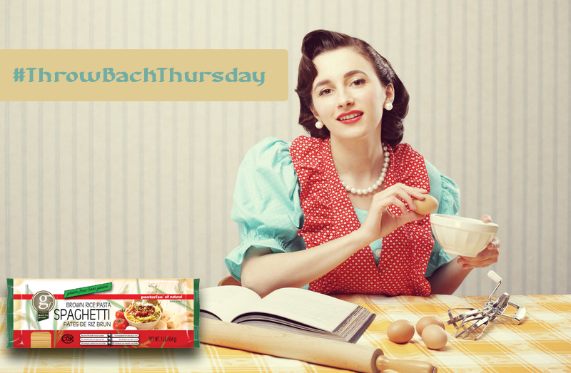 How did we manage without #GlutenFree pasta? #ThrowbackThursday http://t.co/EH0Koy7I0z