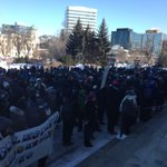 Inspired by #STARTWPG march against racism organized by young ppl! http://t.co/TJMlQiU2Pe