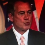 Boehner responds to reporters question on DHS shutdown by blowing kisses: http://t.co/9p318At8tx http://t.co/IfjfyUG7rN