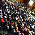 Pte @JuanManSantos, así de solo está el Pte @AlvaroUribeVel en #Boyacá http://t.co/AMo8bsLa5Q