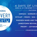 Look out Austin, Pandora Discovery Den is back at #SXSW! #PandoraSXSW http://t.co/eZogJp9Lfm http://t.co/EAmeLMM6Mf