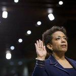 Senate committee greenlights Loretta Lynch for attorney general: http://t.co/MPUVtVi0pY (Smialowski/AFP/Getty) http://t.co/QLbb51sAUh