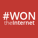 The FCC voted in favor of #NetNeutrality! We #WonTheInternet! Update your avatar to celebrate: http://t.co/QLuuxThqNE http://t.co/r1JTEyU4pE