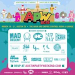 RSVP 4 @apweekend NOW! 3/18-21! @IHEARTCOMIX @biz3 @HEARDent @EmbracePresents @jukely DO IT: http://t.co/dmUfxN0d4Y http://t.co/8b4Q1YDdQH