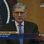 .@FCC Chair @tomwheelerfcc Press Conference - LIVE on C-SPAN3 http://t.co/XJrgJiNSib #OpenInternet #NetNeutrality http://t.co/PKp1rwAPxI