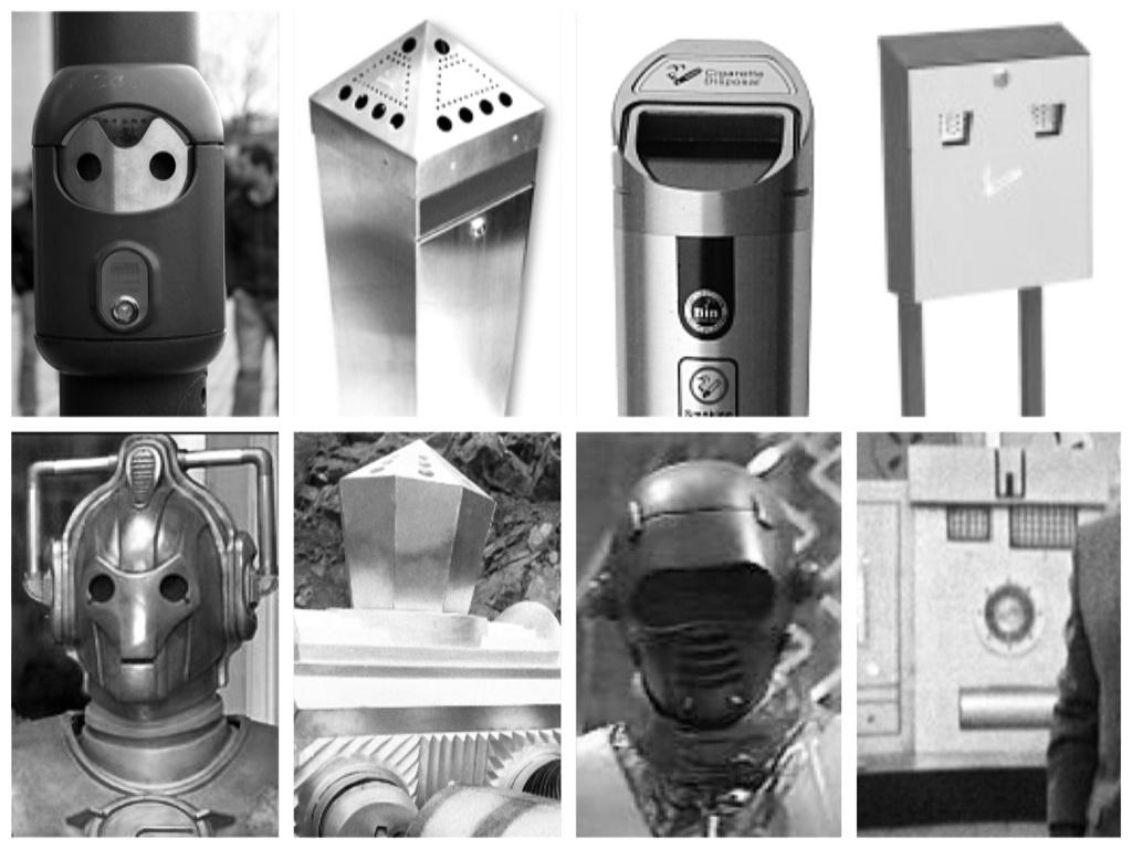 Is there an actual law stating that all UK cigarette bins MUST resemble a #DoctorWho monster? http://t.co/224xVL48QK