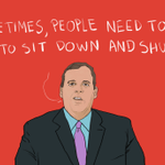 """Gov. Chris Christie: """"Im going to speak my mind and Im going to be direct."""" #CPAC2015 http://t.co/avVPiadkGC http://t.co/AKZj4PXvsx"""