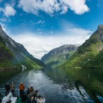 "Just LOVE Norway! ""@EarthPicturz: Cruising down the fjords of #Norway. Photo by Howard Ignatius. http://t.co/ulC8kr5Upi"""