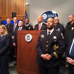 Now, Secretary Johnson discussing DHS funding impacts on state & local law enforcement & emergency responders. http://t.co/HWflaV4sAl