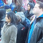 Honoured to support @STARTwpg rally to stop racism and build unity in #Winnipeg. #STARTwpg #mbpoli http://t.co/ph80ZMZsux
