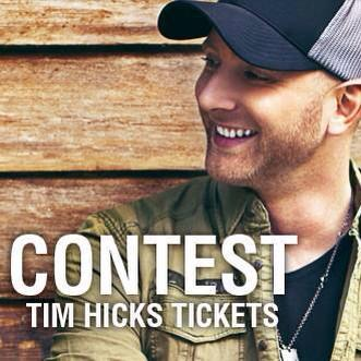 Contest time! Favourite and retweet this post for your chance to win free tickets to @timhicksmusic in March! http://t.co/4Dvf1I0net