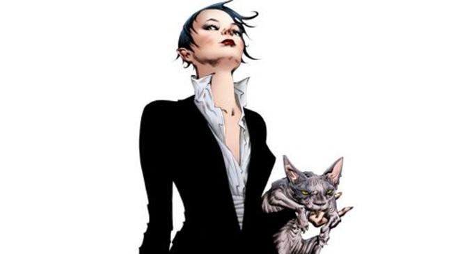 RT @HeatVisionBlog: DC's Catwoman Comes Out as Bisexual