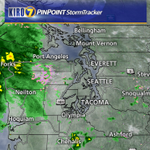 Ive got my eye on this heavier rain approaching the coast. Timing it out hour-by-hour on @KIRO7Seattle at 5. http://t.co/rN4q89K4Xj