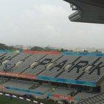 RT @andymcg_cricket: The hills have gone #nzvaus