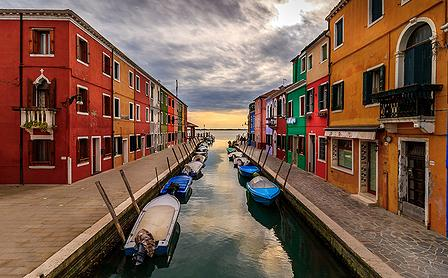 http://t.co/GQwIw9ZNya Burano is a small island in the Venice Lagoon, filled with colorful houses and tiny canals. http://t.co/VNWWvNrTYc