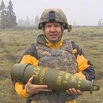Artillery practice at #JBLM. @drewmikk on @KING5Seattle at 5 pm #hurtlocker #putitdowngently http://t.co/aNxLGI92vG