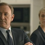 The new season of House of Cards will hit Netflix tomorrow: http://t.co/Z04w1fsbUw http://t.co/ts6eT9X1wX