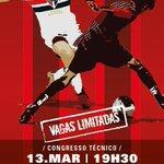 """@SaoPauloFC: """"Participe da nossa Copa! Informações: 67 3352 6333.  #SPFC #Futebol http://t.co/wNyBMKISIy Vagas limitadas!"""""""
