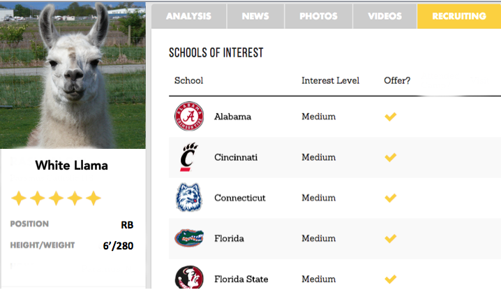 Arizona schools keep missing on in-state talent RT @KevinWade_: Officially on Scout http://t.co/poK3jXA4qK