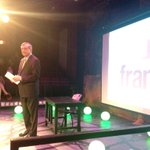 .@PresidentFuchs welcomed public-interest communicators to #frank2015 today. http://t.co/L3BwWVpi06