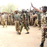 Nigerian troops have retaken over 30 communities in the North East since the renewed onslaught against Boko haram http://t.co/UE7y6XzmnF