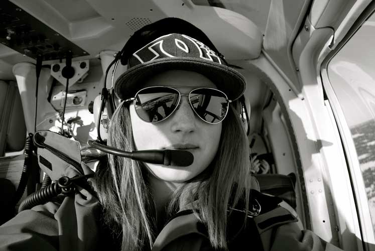 Girls Fly Too! Event Mar.7/8 has free flights for first-time female fliers! @GirlsFly_Too: