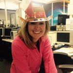 "Decorated w/ the #Texas flag ???????? ""@WalkerATX: .@AnnWyattonFOX7 sporting a sweet cowgirl hat http://t.co/P120yNMXO2"""
