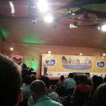 """Inicia conferencia de @EnriquePenalosa en el @WorldBikeForum "" http://t.co/v9o2TQqUCB"