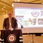 Missed last weeks Chamber luncheon? Check out these photos with #JohnOlfert of the @NHLJets #GoJetsGo #Winnipeg http://t.co/BFZIoKeuNL