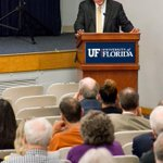 Faculty Senate today: Dr. Fuchs said he wanted to listen and learn from faculty. @UF @PresidentFuchs http://t.co/et9ftMD2tZ