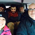 RT @DylanDreyerNBC: Not sure how I got shotgun! Cruisin around with my crew at our next #HotTicket location @TODAYshow @sreistv http://t.co…