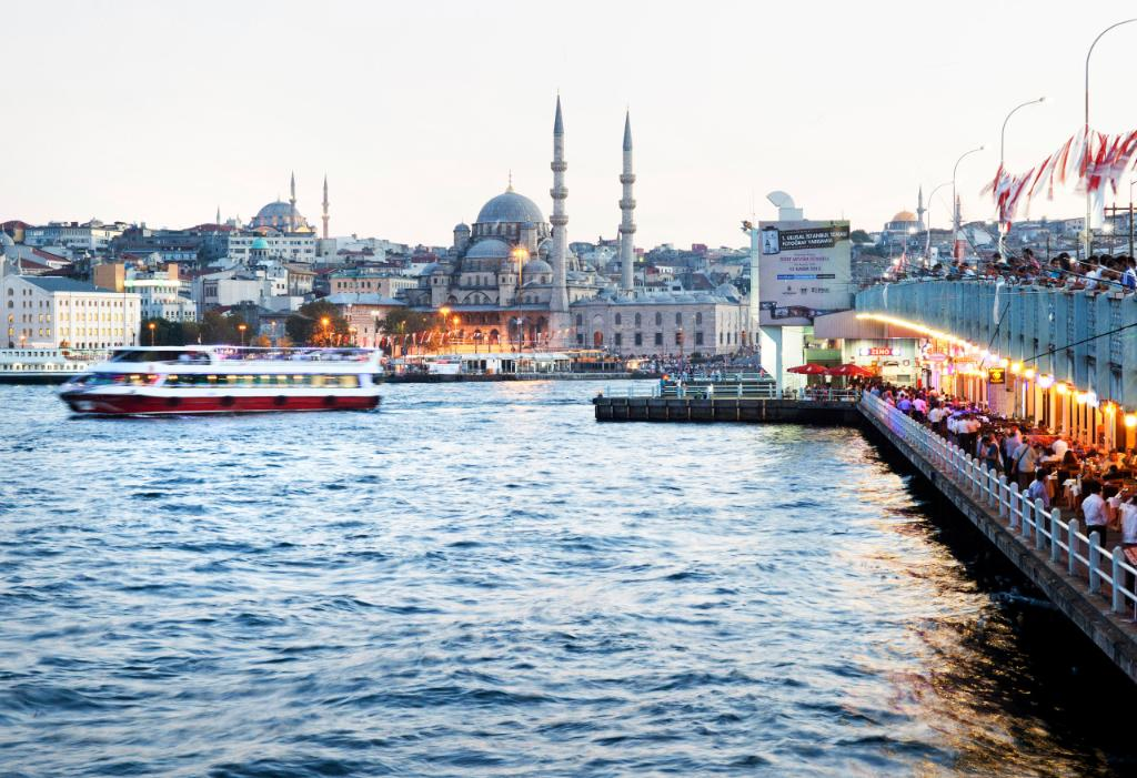 Istanbul awakens the senses & soothes the soul. Plan your ACeuroescape now: