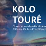 Kolo Touré was full of praise for the @Besiktas faithful ... #UEL http://t.co/MvmnRnrxoG