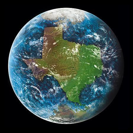 This is the way every good Texan sees the world: http://t.co/UQay2fVL19
