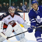 The David Clarkson era is over: Leafs trade Clarkson to the Blue Jackets for Nathan Horton. http://t.co/ellmofxjtQ http://t.co/SxfXdm8aVA