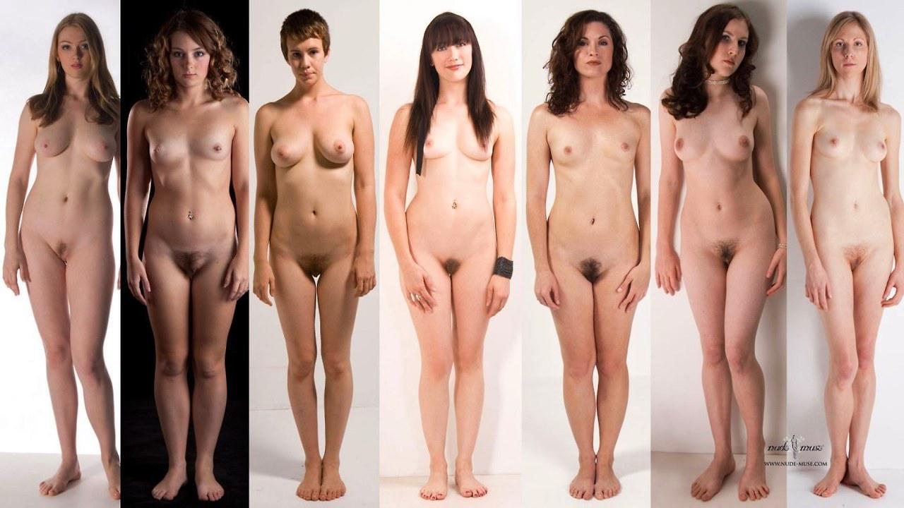 Фото голые женщины в полный рост порно