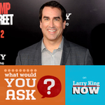 Actor, comedian & writer @RobRiggle will be joining me to discuss @DumbTo.Any questions for the retired U.S. Marine?